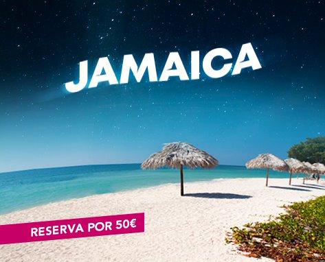 Paquetes vacacionales a Jamaica